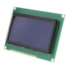 Графический дисплей QC12864B белое изображение / синяя подсветка
