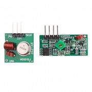 Беспроводной передатчик MX-FS-03V и приемник MX-05V 433МГц