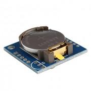 Часы реального времени DS1307 + EEPROM 24C32 32K