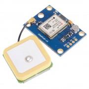 GPS-приемник GY-GPS6MV2 на базе чипа Ublox NEO-6M