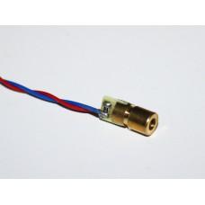Лазерный модуль Laser Module 5mW 650 nm Red