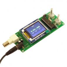 DDS генератор сигналов на базе AD9833