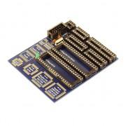 Адаптер для прошивки микроконтроллеров Atmel AVR DIP и SMD