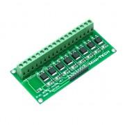IRLR2905 8-канальный MOSFET модуль
