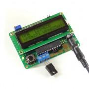 Транзистор тестер на базе ATMega8