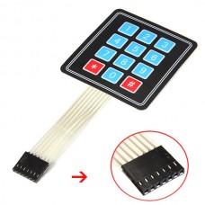Матричная клавиатура 3x4 (12 клавиш)