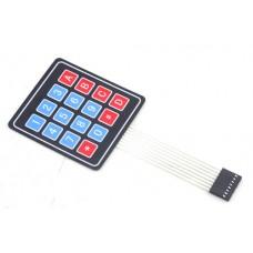Матричная клавиатура 4x4 (16 клавиш)