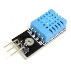 Датчик температуры и влажности DHT11  модуль