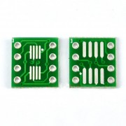 Плата-переходник SO8 / TSSOP8 to DIP8 Adapter