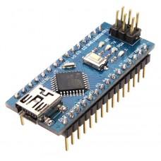 DCCduino Nano CH340 - аналог Arduino Nano v3.0 распаянная
