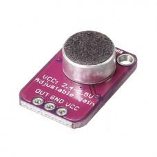 Датчик звука / микрофонный модуль MAX4466