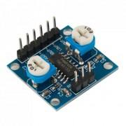 Усилитель звуковой AB-класса PAM8406 2x5Вт