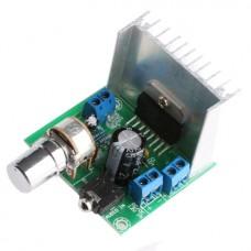 Усилитель звуковой AB-класса TDA7297 2x 15Вт