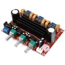 Усилитель звуковой D-класса 2.1 TPA3116D2 2x 50Вт + 1х100Вт