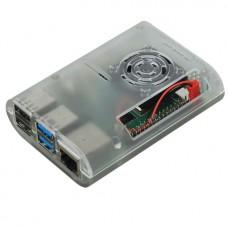 Защитный корпус для Raspberry Pi 4 с кулером