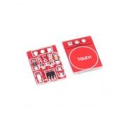 Сенсорная кнопка / датчик прикосновения TTP223 мини