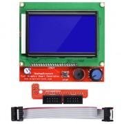 Панель управления 12864 LCD для RAMPS (3D принтер / ЧПУ)