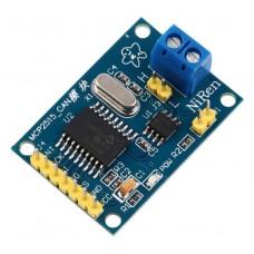 CAN Bus модуль на MCP2515 + TJA1050