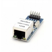 ENC28J60 mini Ethernet модуль