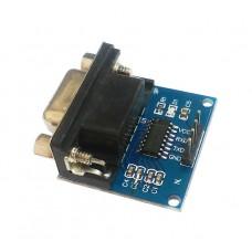 RS-232-UART / RS232-TTL конвертер на чипе MAX3232