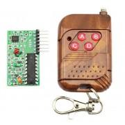 Беспроводной 4-канальный пульт + приемник 315 МГц 2260/2262/2272