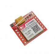 Плата на базе GSM/GPRS модуля SIM800L