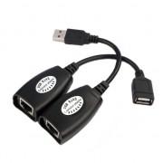 USB удлинитель через RJ45/Ethernet
