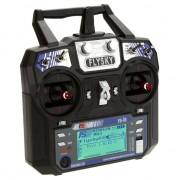 Пульт радиоуправления 6ch FlySky FS-I6 + приемник FS-IA6B