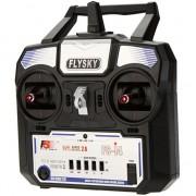 Пульт радиоуправления 4ch FlySky FS-I4 + приемник FS-A6
