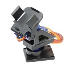 Двухосевой FPV кронштейн для сервомоторов SG90