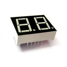 Семисегментный индикатор двойной D5621C/D 0.56' красный