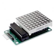 Светодиодная матрица 1088AS с драйвером MAX7219