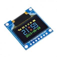 """OLED RGB SPI 96x64 0.95"""" цветной графический дисплей"""