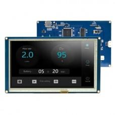 "NEXTION NX8048T070 HMI 7"" 800x480 дисплей + тачскрин"