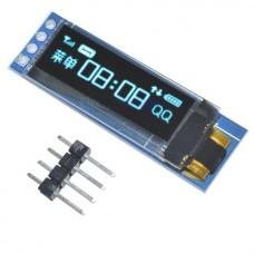"""OLED I2C / IIC LCD 128x32 0.91"""" графический дисплей"""