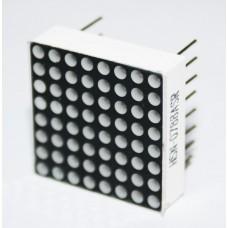 Светодиодная матрица красная 8x8 (LED Dot Matrix) HSN-0788ASR 20x20 мм