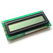 Символьный дисплей ZJM162A (без подсветки)