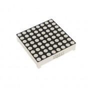 Светодиодная матрица красная 8x8 (LED Dot Matrix) 1088AS 32x32 мм