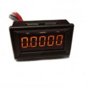Пятиразрядный цифровой амперметр от -3.000 до 3.0000А