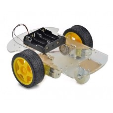 Трехколесная 2WD платформа для робота