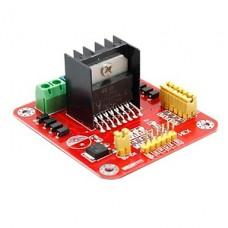 Драйвер шагового двигателя L298N Dual Bridge DC Stepper Motor Controller Module