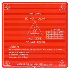 Нагревательный стол MK2B 12/24В 214х214мм