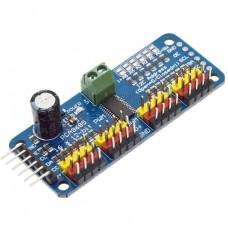 PCA9685 модуль - 16-канальный ШИМ драйвер
