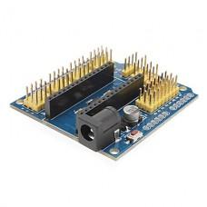 Плата расширения Arduino Nano I/O Shield