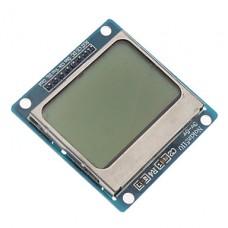Дисплей Nokia 5110 LCD синяя подсветка