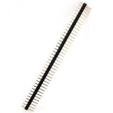 PLS-40 разъем штыревой (гребенка) 40 pin 2.54 мм