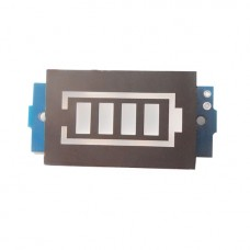 Индикатор уровня заряда Li-Ion/Li-Po аккумуляторов 4S