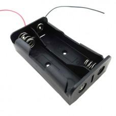 Батарейный отсек 2 х Li-Ion 18650 (3.7V)