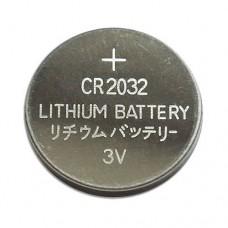 Батарея литиевая CR2032