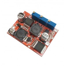 DC-DC конвертер понижающий+повышающий CC/CV LM2596+LM2577